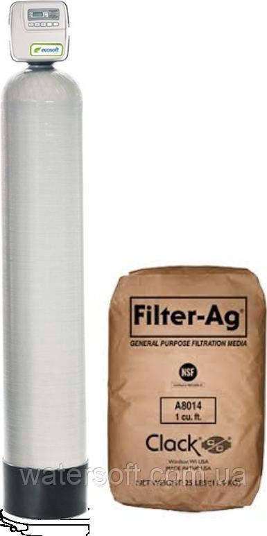 Фильтр механической очистки воды ECOSOFT FP-1354-CT