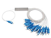 PLC сплиттер 1х24 SC/UPC ValCord