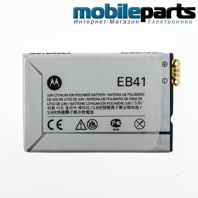 Оригинальный аккумулятор АКБ батарея MOTOROLA EB41  1880mAh