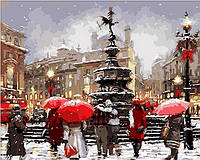 Раскрашивание по номерам Mariposa В ожидании Рождества худ Ричард Макнейл (MR-Q200) 40 х 50 см
