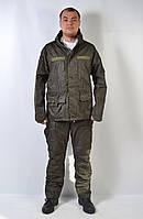 Армейский влагостойкий камуфляжный костюм, материал мембрана