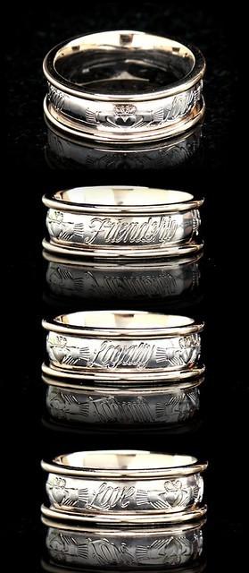 Новинка! Кельтские и Ирландские обручальные кольца!