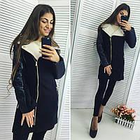 Зимнее женское кашемировое пальто по цене производителя, фото 1