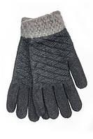 Очень теплые мужские перчатки