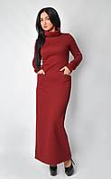 """Красивое длинное молодежное платье """"128"""", фото 1"""