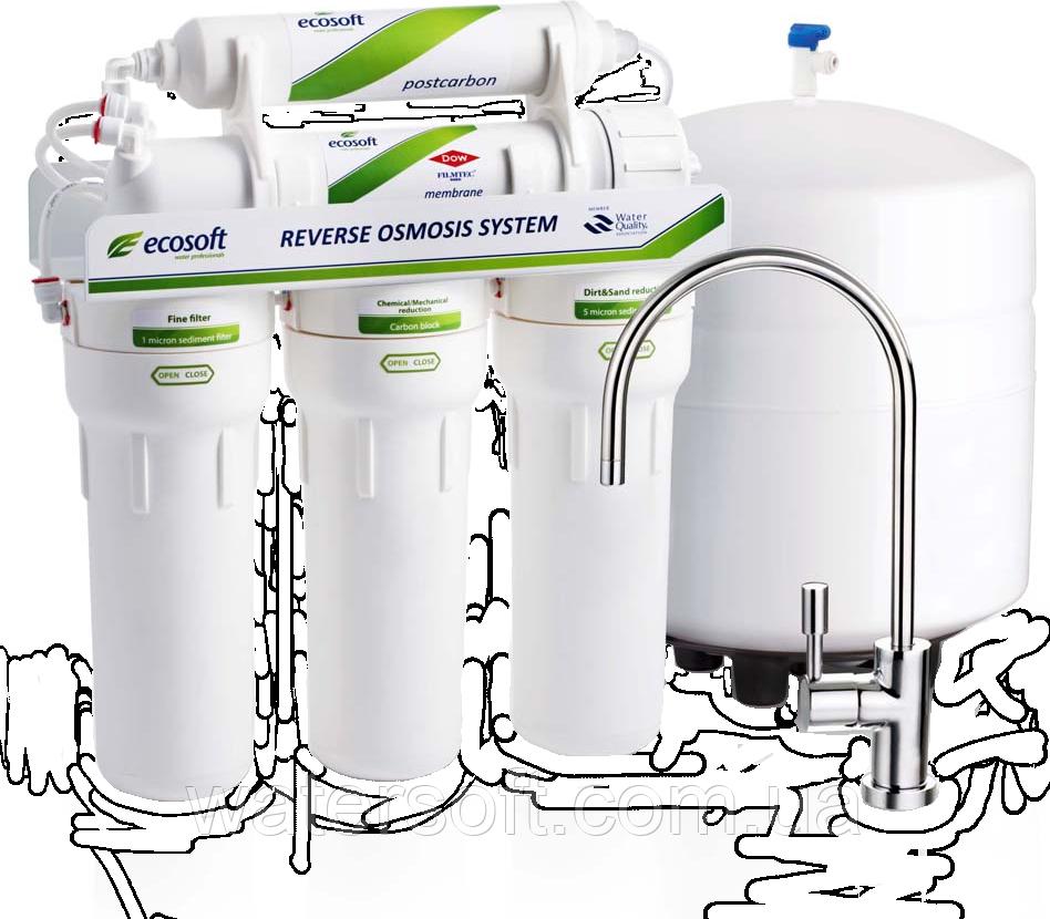 Фильтр для воды Ecosoft MO-6