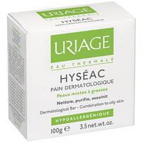 """Урьяж Исеак — Мягкое дерматологическое """"мыло без мыла"""" 100г (Uriage Hyseac Pain)"""