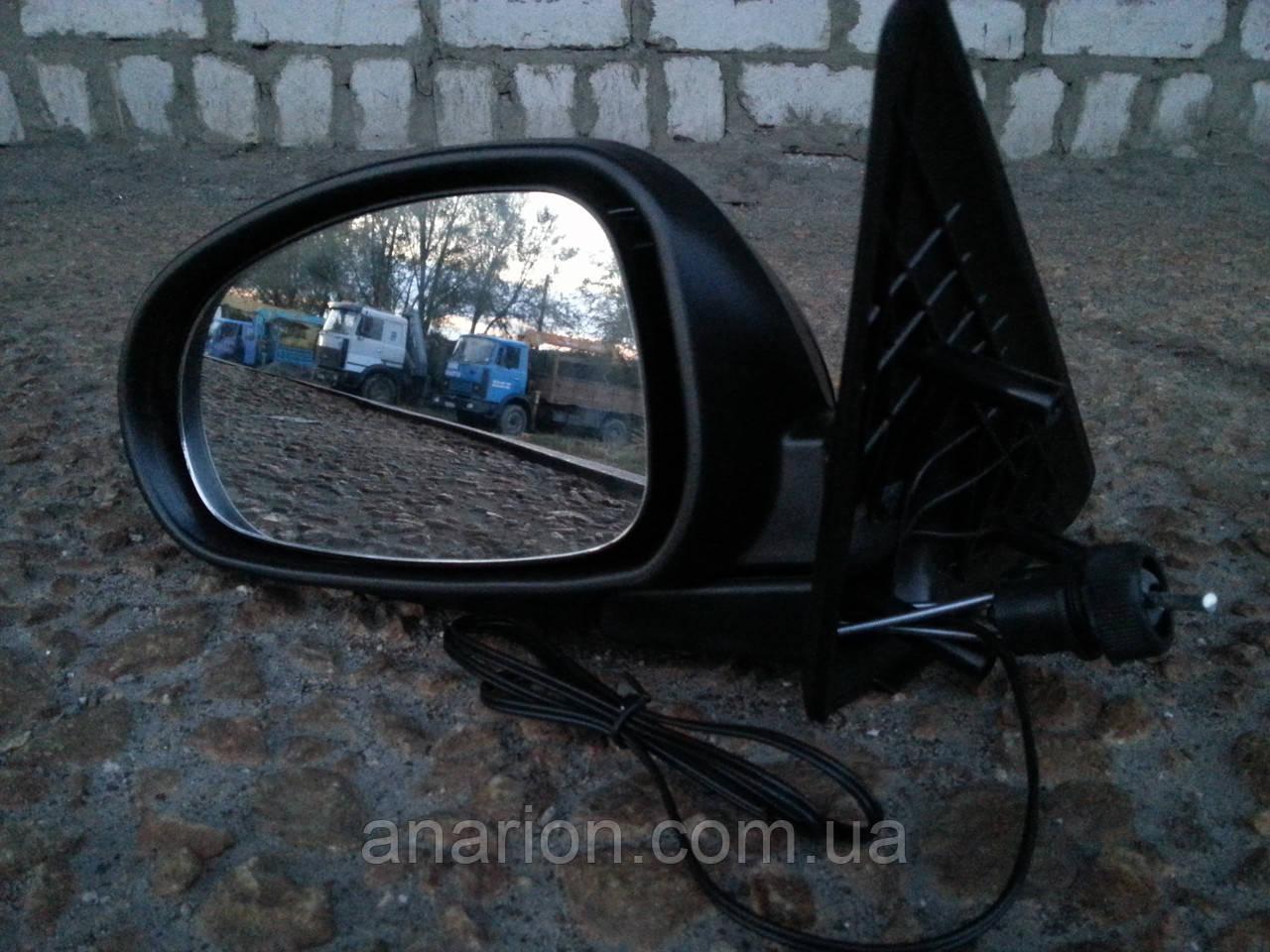 Зеркало боковое на ВАЗ 2110 с подогревом.