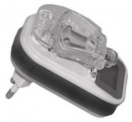 "Универсальное зарядное устройство ""Жабка"" Lcd + USB"
