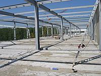 Встановлення бетонних та залізобетонних конструкцій