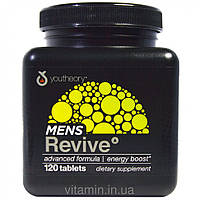 Youtheory, Men's Revive, Advanced Formula, 120 Tablets