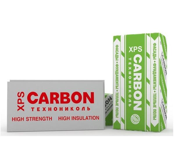 Пенополистирол ТЕХНОНИКОЛЬ CARBON ECO 20 мм