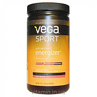 Vega, Sport, энергетик для приема перед тренировкой, со вкусом ягод асаи, 19 унций (540 г)