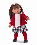Кукла Elena брюнетка 35 см LLORENS