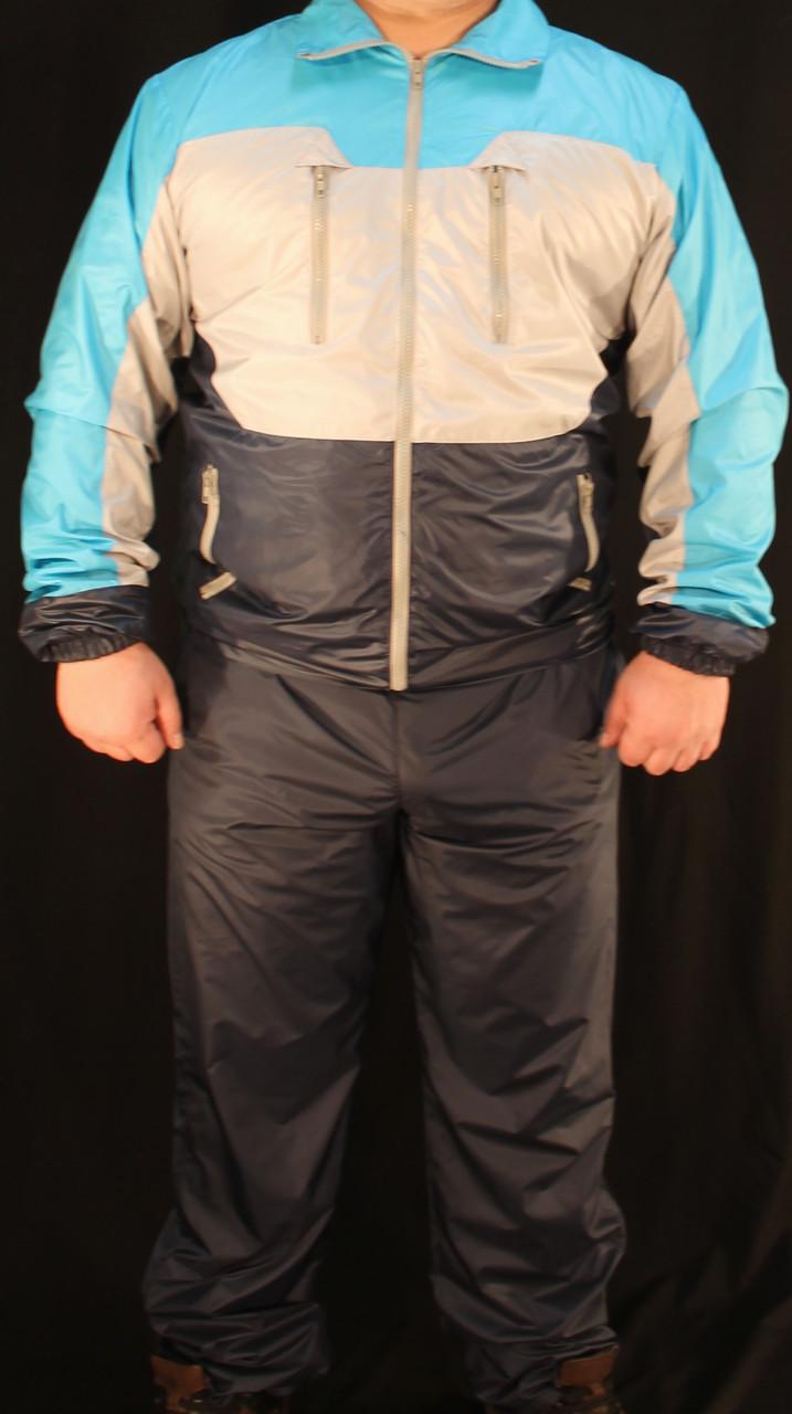Мужские спортивные костюмы голубой