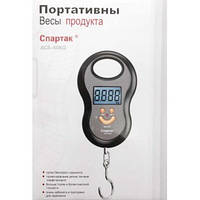 Электронный кантер Спартак до 50кг ACS168