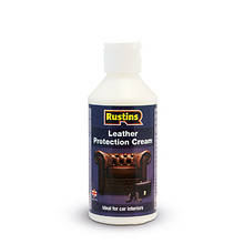 Крем для захисту шкіряних виробів Leather Protection Cream