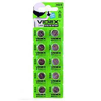 Батарейки VIDEX AG 13 (LR44)