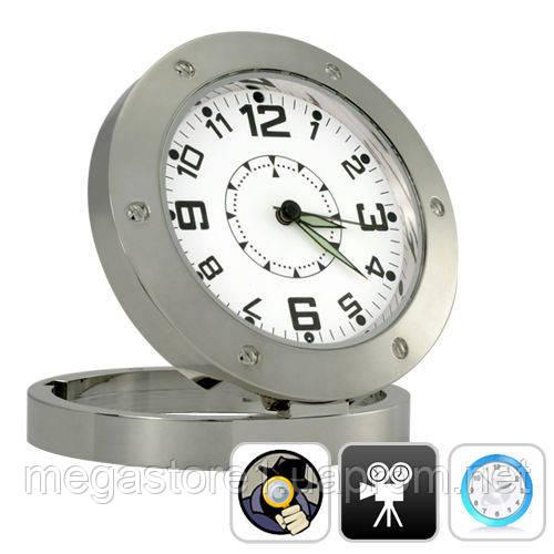 Часы фото видео камера 1600х1200 детектор движения
