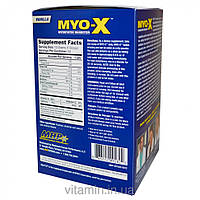 Maximum Human Performance, LLC, MYO-X, ингибитор миостатина, ваниль 10,6 унции (300 г)