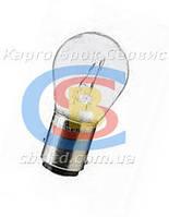 SCT-202068 Лампа стоп сигнала и заднего хода SCT P21/5W 12V BAY15d (оригинал), фото 1