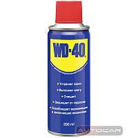Универсальная смазка WD-40 ✓ емкость 200мл. ✓ аэрозоль
