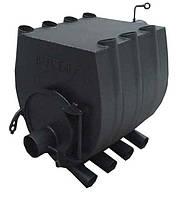 Отопительная печь Буллер (булерьян) с варочной поверхностью 01 - 200-250м3