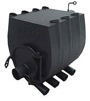 Отопительная печь Буллер (булерьян) с варочной поверхностью 00- 100-125м3