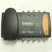 Усилитель спутникового сигнала MiniKom Televes, ref. 5363