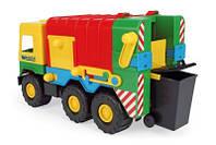"""Машина """"Мусоровоз """"Middle truck"""" в пак. 35*20*17см (12 шт.), ТМ Wader"""