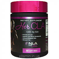 NLA for Her, Her CLA, 1200 mg, 60 Soft Gels