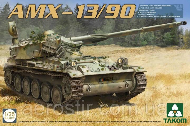 AMX-13/90  1/35 TAKOM 2037