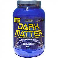 Maximum Human Performance, LLC, Dark Matter, ускоритель роста мышц, фруктовый пунш, 3,22 фунта (1460 г)