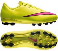 Детские футбольные бутсы  Nike JR Mercurial Victory V  AG