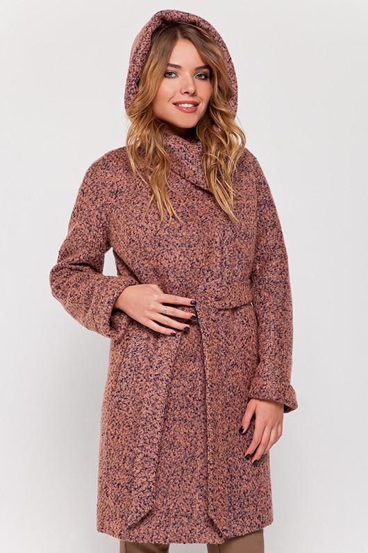 Купить Зимнее пальто с капюшоном