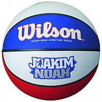 Баскетбольный мяч Wilson JOAKIM NOAH BSKT TRICOLOR BSK SS14