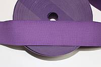 Резинка декоративная 60мм. фиолетовый , фото 1