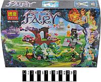 "Конструктор ""brick"" ""fairy"" 10409, 175-деталей, в коробке: 26х19х5 см"