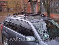 Багажники на крышу Suzuki Grand Vitara (3 попереч.)