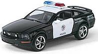 Машина метал. kinsmart kt5091wp полиция ford mustang gt в кор.16*8,5*7,5cm - KT5091WP