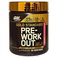 Optimum Nutrition, Добавка золотого стандарта для приема перед тренировкой, арбуз, 10.58 унций (300 г)