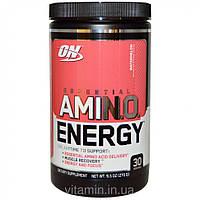 Optimum Nutrition, Энергетическая добавка с незаменимыми аминокислотами, Арбуз, 9,5 фунта (270 г),лучшее
