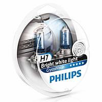 Автомобильные лампы Philips Crystal vision 4300K Н7