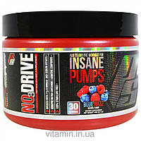 ProSupps, NO3 Drive, Nitric Oxide Amplifier, Blue Razz, 5.1 oz (144 g)