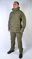 Демисезонный камуфляжный костюм из палаточной ткани, код 40-86