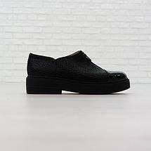 Туфли женские на низком ходу