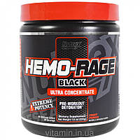 Nutrex Research Labs, Hemo-Rage Black, Ultra Concentrate, Fruit Punch, 7.8 oz (222 g)