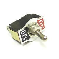 Тумблер KN3(B)-101 ON-OFF 2 pin с фиксацией