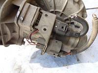 Электропривод раздаточной коробки (Моторчик блокировки межосевого дифференциала)VWTouareg 2.5 R5 tdi2002-20