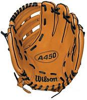 Бейсбольная перчатка Wilson A450 SERIES SS14